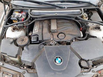 używany BMW 318 E46. i. 2003r..