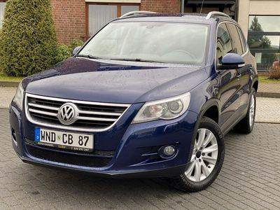 używany VW Tiguan 2dm 140KM 2010r. 152 408km