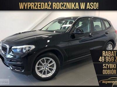 używany BMW X3 II (F25) 2.0 xDrive20i (184KM) | Reflektory LED + Live Cockpit | ZAREZERWUJ!, Chorzów