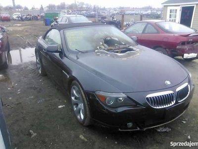 używany BMW 650 Cabriolet i 4.8 V8 367KM