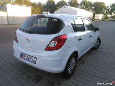 używany Opel Corsa 2014 5d, b+g, 76tyś.km, salon Polska, vat-1