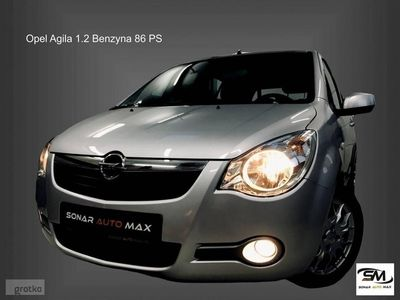 używany Opel Agila B 1.2 63 kw 86 ps