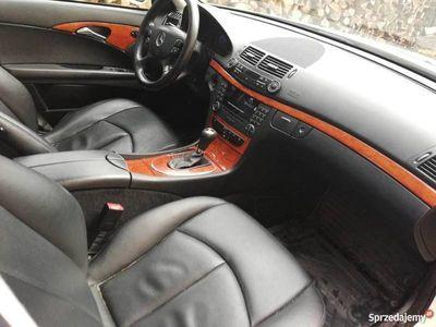 używany Mercedes E220 w211 FL 2007r 2.2 cdi 170 koni
