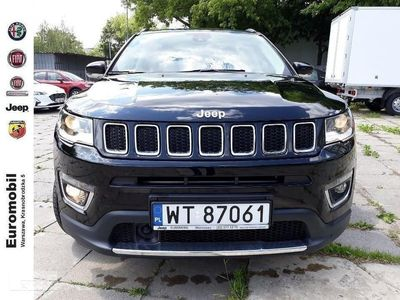 używany Jeep Compass II Limited 2.0 MJD 140 KM AT9 4X4 Demo