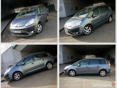 używany Citroën C4 Picasso 2010r Automat#7-mio osobowy!!