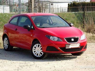 używany Seat Ibiza V I właściciel / Gwarancja / Klima / 2011