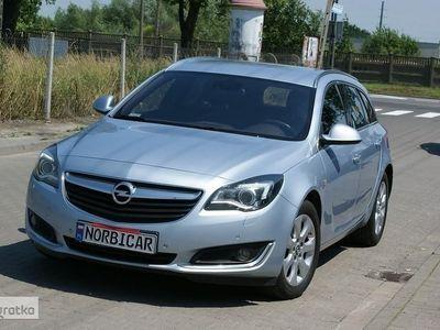 używany Opel Insignia Country Tourer I z Gwarancją_ OPC Pakiet_Salon Polska_Model=2017r