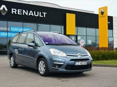 używany Citroën C4 Picasso Gr. 2.0 HDi Exclusive