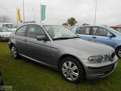 gebraucht BMW 318 SERIA 3 IV (E46) TD