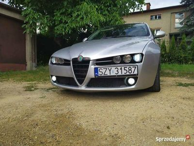 używany Alfa Romeo 159 Zamiana
