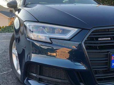 używany Audi A3 Sportback Quattro S-Line