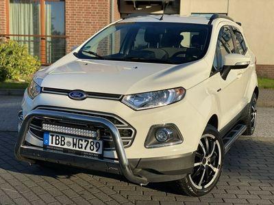 używany Ford Ecosport 1dm 125KM 2015r. 67 048km