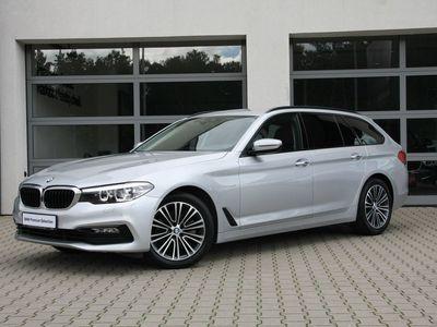 używany BMW 520 2dm 190KM 2017r. 43 420km