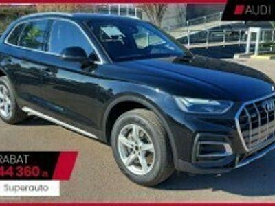 używany Audi Q5 III Advanced 40 TDI Quattro (204KM) Advanced   Zadzwoń i zarezerwuj już