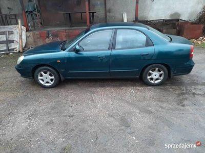 używany Chevrolet Nubira SX 1,6L Benzyna sedan alufeligi lato zima