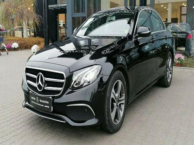 używany Mercedes E220 Business Edition 2020