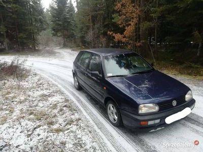 używany VW Golf III Benzyna+LPG