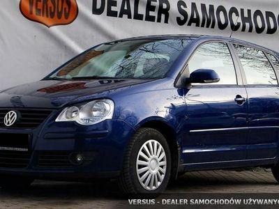 używany VW Polo 1.4dm 80KM 2006r. 106 000km