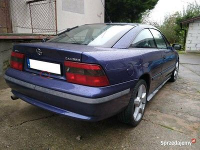 używany Opel Calibra 1996r 2.0 8v