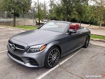 używany Mercedes C300 2018 r 963km Przebieg