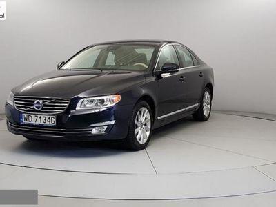 używany Volvo S80 S80 2.4dm3 215KM 2013r. 70 300km WD7134GSummum / automat / D5 2,4 215KM / FV23% / KRAJOWY
