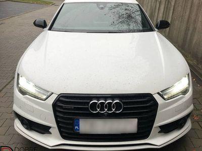 używany Audi A7 3,0 TDi 326 PS Competition