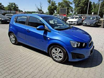 używany Chevrolet Aveo II (T300) 1.2 86 KM Super Stan Gwarancja 15 Miesięcy