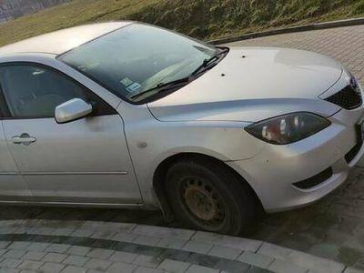 używany Mazda 3 1.6hdi 2005r