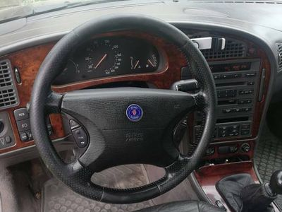 używany Saab 9-5 2.0t 230km