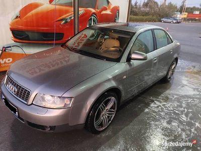 używany Audi A4 b6 3.0 asn 220km Lpg