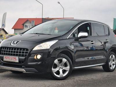 używany Peugeot 3008 1.6 1.6 Turbo Benz 156KM*KLimatronic*Elektryka*Parktronic*Panoramadach* automatyczna klima.