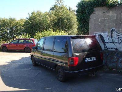 używany Fiat Ulysse
