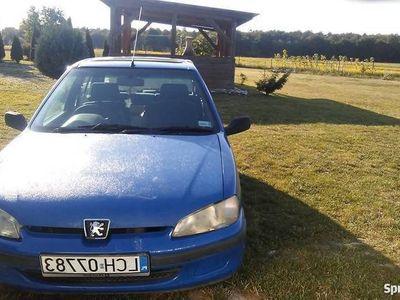 używany Peugeot 106 98r. 1.0 benzyna