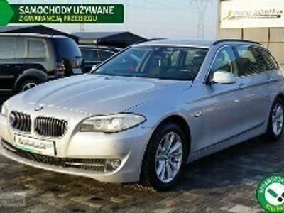 używany BMW 520 SERIA 5Navi, Xenon, LED, Grzane fotele, Czujniki, GWARANCJA,Bezwypadek,