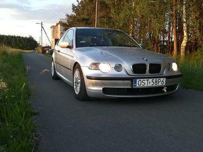 używany BMW 316 E46 compact i 1.8 115km