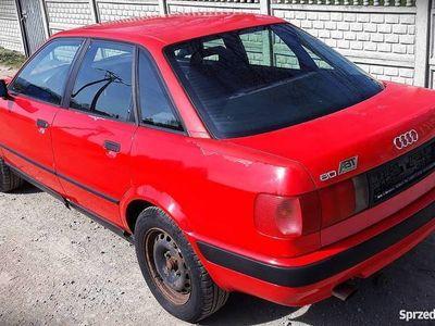 używany Audi 80 B4 2,0 115KM # wersja ABT Sportsline ## klima ABS ##