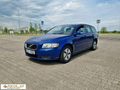 używany Volvo V50 1.6dm 109KM 2009r. 229 000km