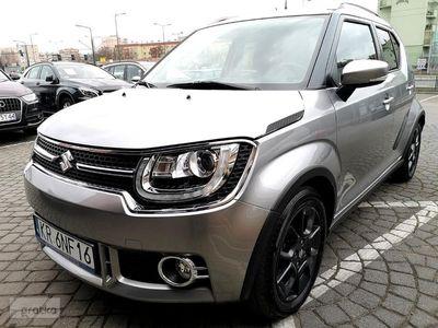 używany Suzuki Ignis 1.2 DualJet 4WD Elegance AllGrip Gwarancja Prod., Kraków