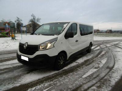 używany Renault Trafic 1.6dm 125KM 2019r. 200 000km