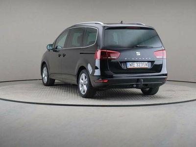 używany Seat Alhambra 2.0 Tdi Cr 184 Km Dsg Style Advanced