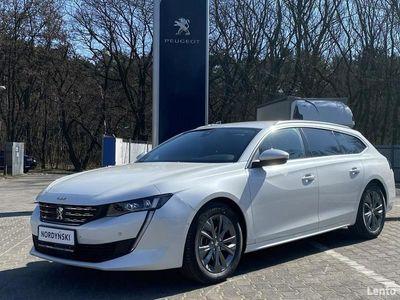 używany Peugeot 508 SW 1.6dm 180KM 2019r. km