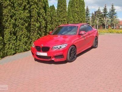 używany BMW 228 Vat 23% i M Sport Pakiet Harman/Kardon Skóra Szyberdach