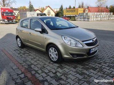 używany Opel Corsa D Automat 1.4