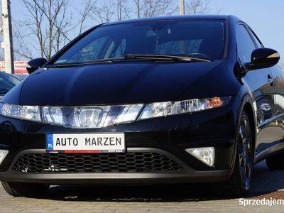 używany Honda Civic VIII 2.2 Diesel 140 KM Klima Tempomat GWARANCJA!