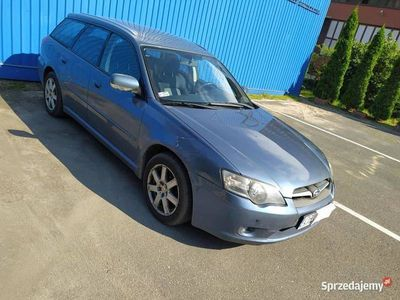 używany Subaru Legacy 2005 r SALON PL