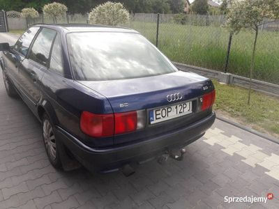 używany Audi 80 B4 2.0 LPG 115 KM DLUGIE OPLATY !!!