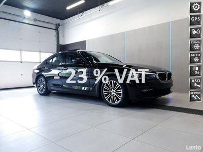 używany BMW 520 2dm 184KM 2017r. 148 000km