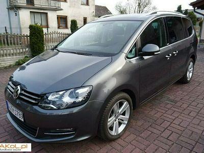 używany VW Sharan 2dm 150KM 2018r. 60 000km
