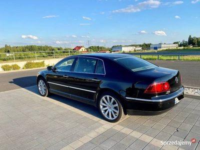 używany VW Phaeton GP 2, rocznik 2009, 3.0 TDI CEXA, Long czarny