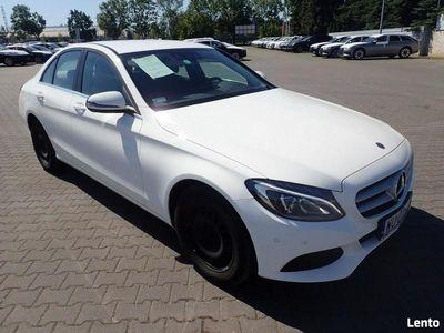 używany Mercedes C160 1.6dm 129KM 2018r. 16 348km